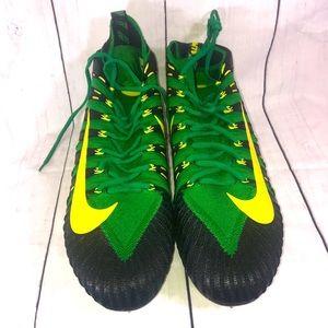 NEW! Nike Alpha Menace Elite Football Cleats Sz 15